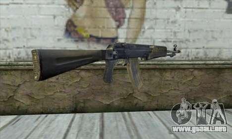 Máquina de Stalker para GTA San Andreas segunda pantalla