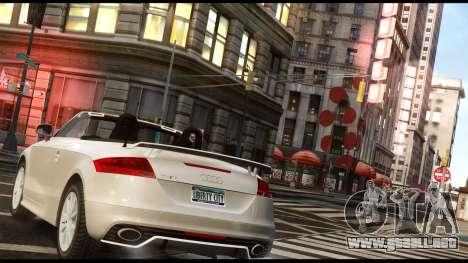Audi TT RS v1.0 para GTA 4 left