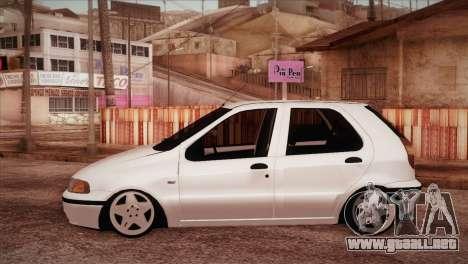 Fiat Palio BKModifiye para GTA San Andreas left