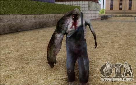 Charger Skin para GTA San Andreas segunda pantalla