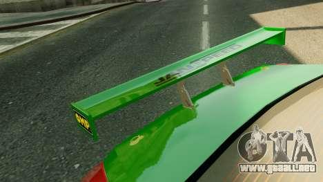 Chevrolet Lacetti para GTA 4 visión correcta