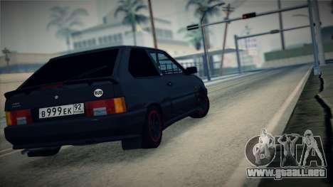 El VAZ-2113 para GTA San Andreas left