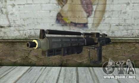 El rifle de Star Wars para GTA San Andreas