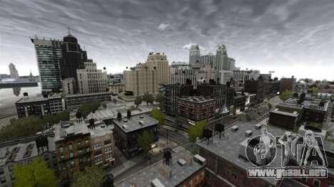 El Clima De Texas para GTA 4 tercera pantalla