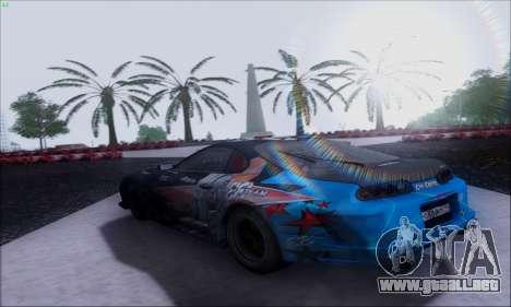 Lensflare By DjBeast para GTA San Andreas quinta pantalla