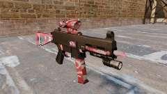 La ametralladora UMP45 para GTA 4