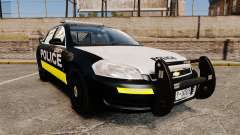 Chevrolet Impala 2008 LCPD [ELS]