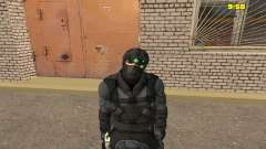 Arquero de juego Splinter Cell conviction para GTA San Andreas