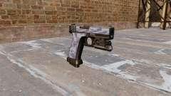 La Pistola Glock 20 Blue Tiger