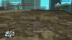 GM bala para SAMP 0.3z para GTA San Andreas