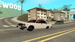 VAZ 2107 Avtosh para GTA San Andreas