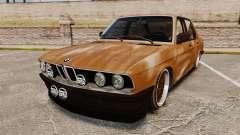 BMW 535is E28 Sharkie