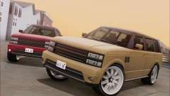 Gallivanter Baller из GTA V