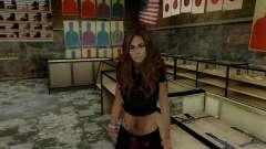 Carlita para GTA San Andreas