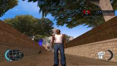 C-HUD Hitman Absolution para GTA San Andreas