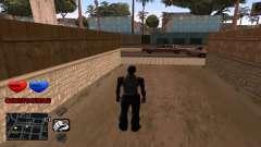C-HUD para GTA San Andreas