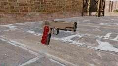 Pistolas Colt 1911 Chrome para GTA 4
