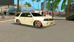 Lincoln Navigator DUB Edition para GTA San Andreas