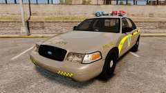 Ford Crown Victoria NLSP [ELS] para GTA 4