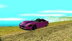 New Banshee para GTA San Andreas