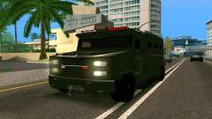 GTA V Police Riot