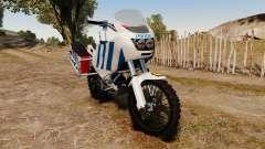 El portugués motocicleta de la policía [ELS] para GTA 4