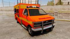 Brute CHH Ambulance
