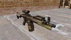 Automático de la carabina M4
