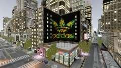 Gran publicidad de Adidas Originals