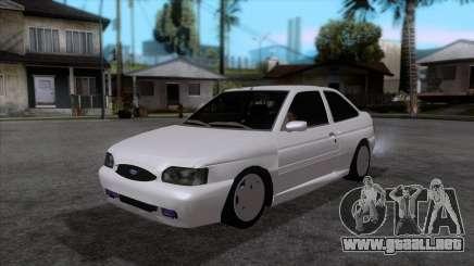 Ford Escort 1996 para GTA San Andreas