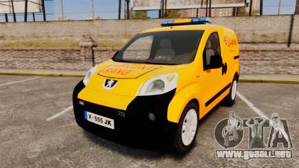 Peugeot Bipper LP EXPRESS [ELS] para GTA 4