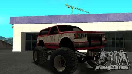 Street Monster para GTA San Andreas