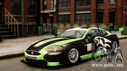 Jaguar XKR GT para GTA 4