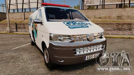 Volkswagen Transporter T5 Groby Netshop [ELS] para GTA 4