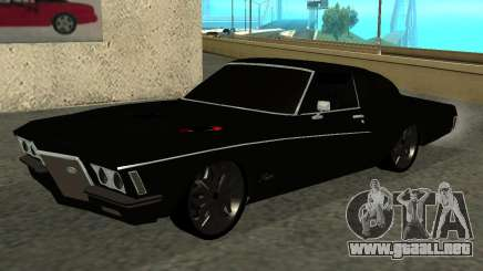 Buick Riviera 1972  Classic para GTA San Andreas