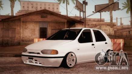 Fiat Palio BKModifiye para GTA San Andreas