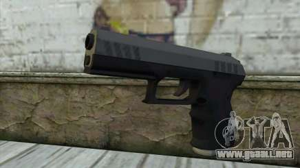 GTA V Combat Pistol para GTA San Andreas