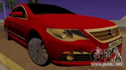 Volkswagen Passat CC para GTA San Andreas