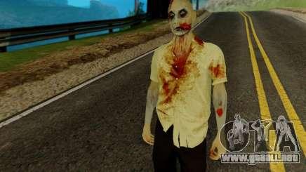 Zombies de GTA V para GTA San Andreas