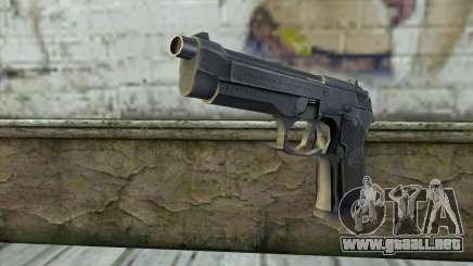 La pistola de Stalker para GTA San Andreas