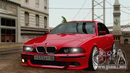 BMW M5 E39 2003 para GTA San Andreas
