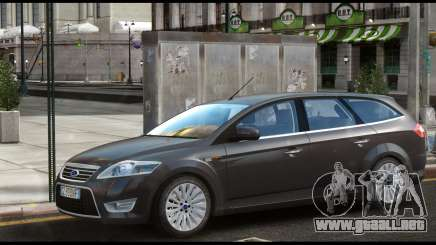 Ford Mondeo Mk.IV para GTA 4