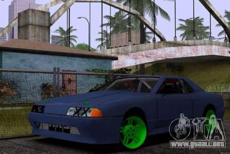 Nueva Elegía para GTA San Andreas