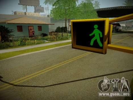 ENBSeries para PC débil por Makar_SmW86 para GTA San Andreas segunda pantalla