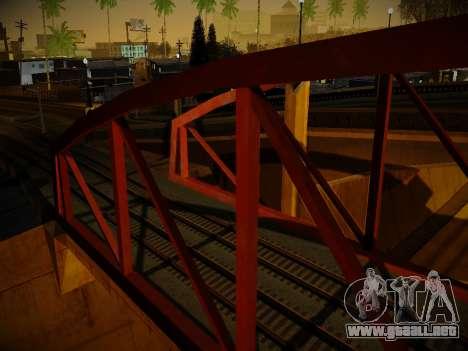 ENBSeries para PC débil v3.0 para GTA San Andreas quinta pantalla