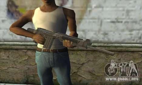 SC-2010 из COD: Fantasmas para GTA San Andreas tercera pantalla