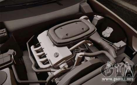 Mercedes-Benz E-Class W124 Kombi para vista inferior GTA San Andreas
