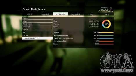GTA 5 Guardar GTA 5 100% y más de 1 mil millones de Xb