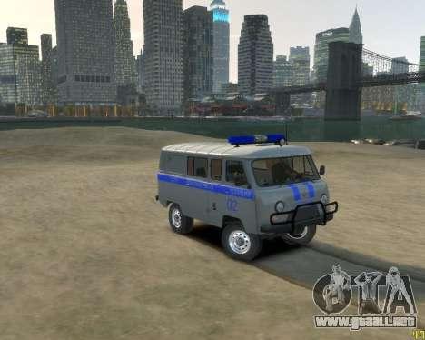 UAZ 39099 para GTA 4