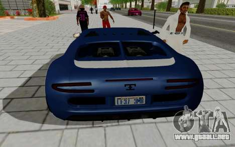 Gta 5 Truffade Adder para GTA San Andreas left